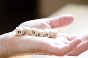 Demenz, Alzheimer, Gedchtnisverlust-symbolisch