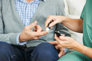 Diabetes Management and Care for Seniors